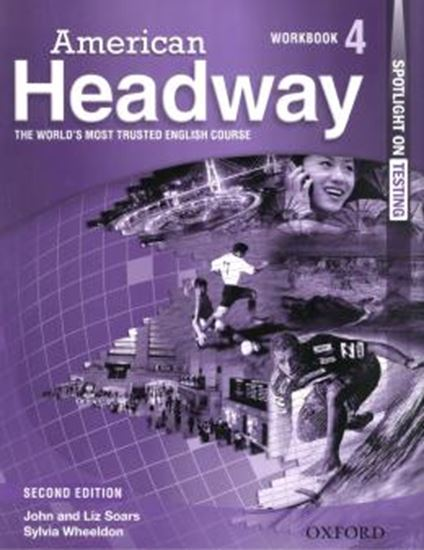 Picture of AMERICAN HEADWAY 4 WB -  2ND ED
