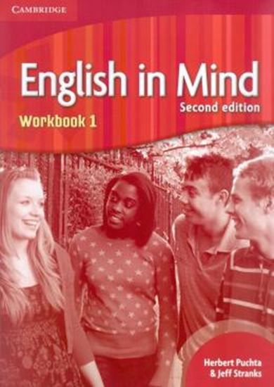 Picture of ENGLISH IN MIND 1 WORKBOOK - SECOND EDITION