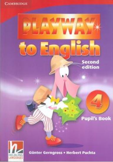 Picture of PLAYWAY TO ENGLISH 4 SB - 2ND ED