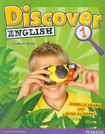 Picture of DISCOVER ENGLISH 1 STUDENT´S BOOK