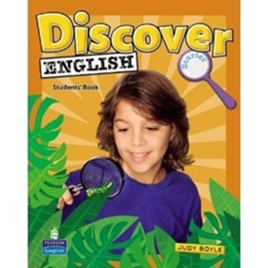 Picture of DISCOVER ENGLISH STARTER STUDENT´S BOOK