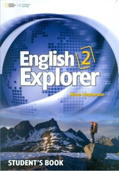 Picture of ENGLISH EXPLORER 2 SB + WITH MULTIROM