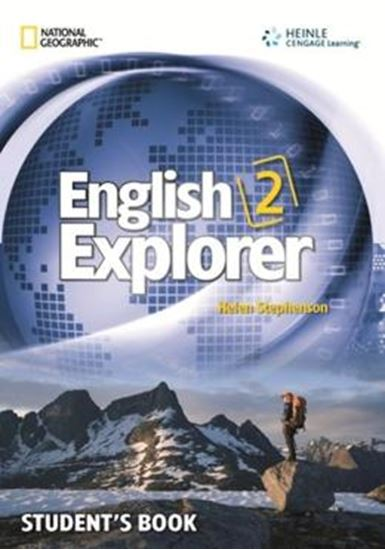Picture of ENGLISH EXPLORER 2 WB