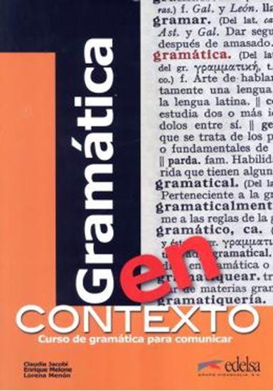 Picture of GRAMATICA EN CONTEXTO A1-B2