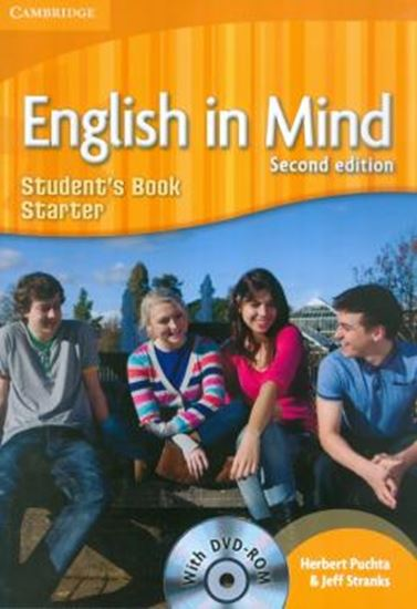 Picture of ENGLISH IN MIND STARTER SB WITH DVD ROM - 2ND ED WITH DVD - ROM