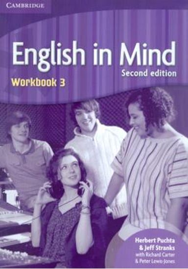 Picture of ENGLISH IN MIND 3 WB - 2ND EDITION
