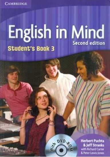 Picture of ENGLISH IN MIND 3 SB  DVD-ROM - 2ND EDITION