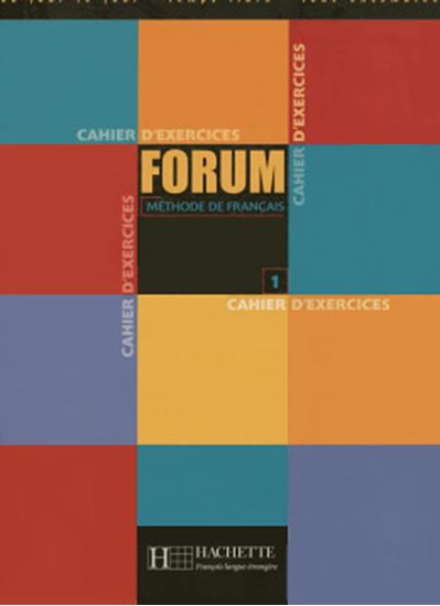 Picture of FORUM CAHIER D´EXERCICES 1