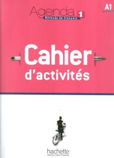 Picture of AGENDA 1 (A1) - CAHIER D´ACTIVITES + CD AUDIO