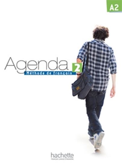 Picture of AGENDA 2 (A2) - LIVRE DE L´ELEVE + DVD-ROM
