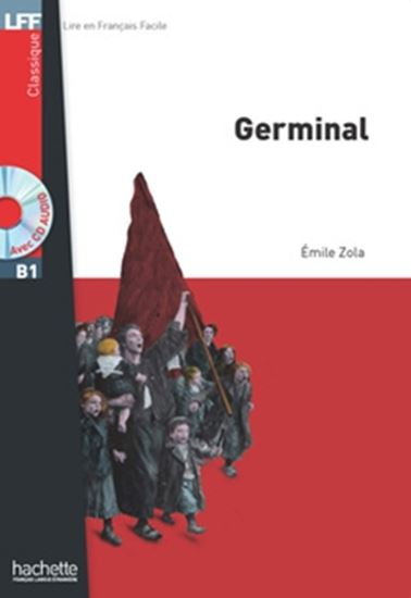 Picture of GERMINAL AVEC CD AUDIO MP3