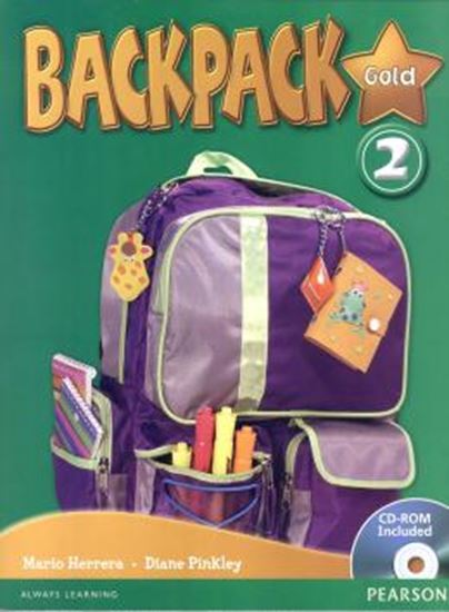 Picture of BACKPACK GOLD 2 SB - WITH CD ROM