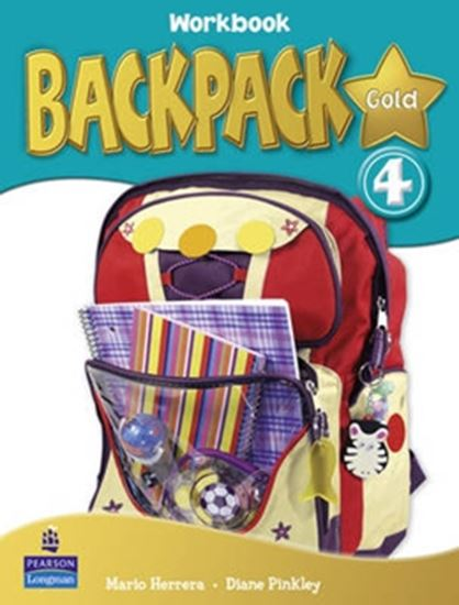 Picture of BACKPACK GOLD 4 WB AUD CD PACK