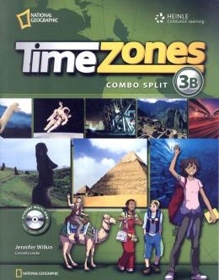 Picture of TIME ZONES 3B STUDENT´S BOOK WITH MULTI-ROM