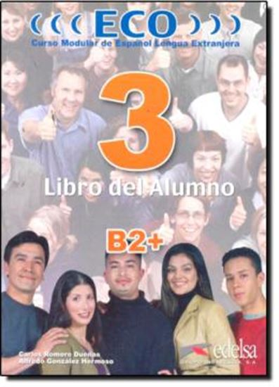 Picture of ECO B2+ LIBRO DEL ALUMNO
