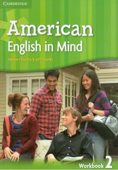 Picture of AMERICAN ENGLISH IN MIND 2 WORKBOOK