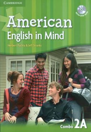 Picture of AMERICAN ENGLISH IN MIND 2A COMBO SB/WB/DVD ROM