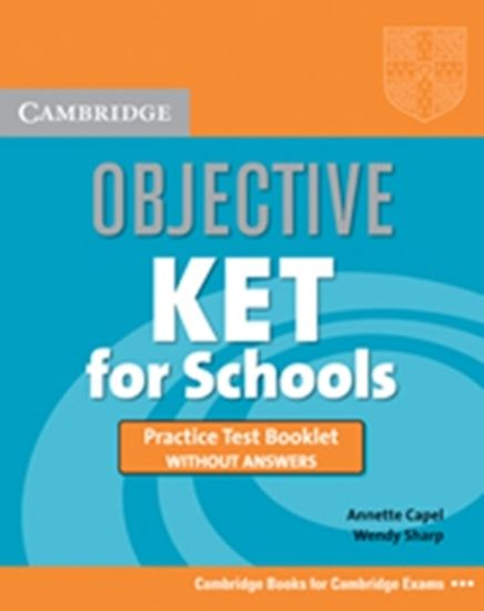 Picture of OBJECTIVE KET PRACTICE TEST BOOKLET WITHOUT ANSWERS