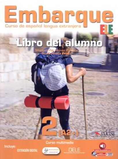 Picture of EMBARQUE 2 - LIBRO DEL ALUMNO