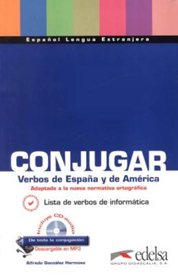 Picture of CONJUGAR VERBOS DE ESPANA Y DE AMERICA + CD-AUDIO