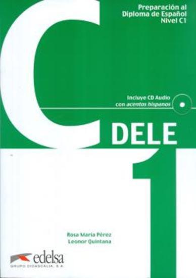 Picture of PREPARACION AL DIPLOMA DE ESP DELE C1 - LIBRO + CD AUDIO
