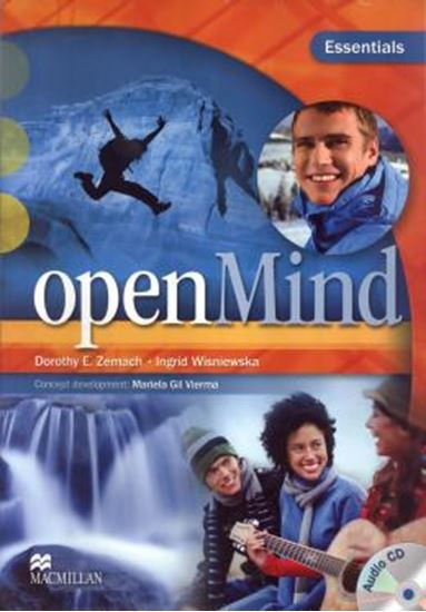 Picture of OPEN MIND ESSENTIAL STUDENT´S BOOK WITH WB AND WEB ACCESS CODE