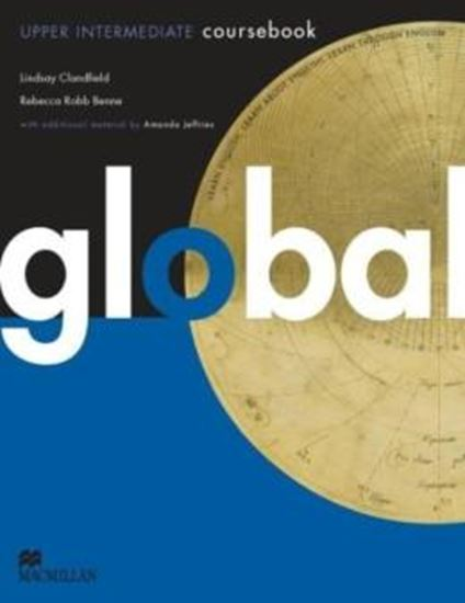 Picture of GLOBAL UPPER INTERMEDIATE - STUDENT S BOOK AND EWORKBOOK