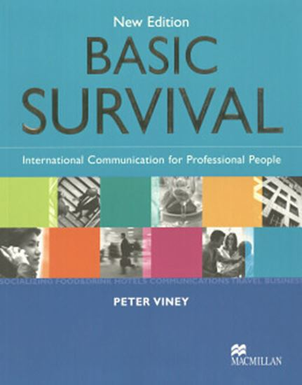 Picture of BASIC SURVIVAL STUDENT´S BOOK WITH CD  NEW EDITION