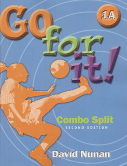 Picture of GO FOR IT! STUDENT´S BOOK / WORK BOOK 1A (COMBO SPLIT)  SECOND EDITION