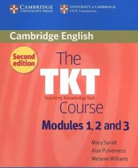 Picture of TKT COURSE  MODULES 1, 2 & 3 STUDENT´S BOOK - 2ND EDITION