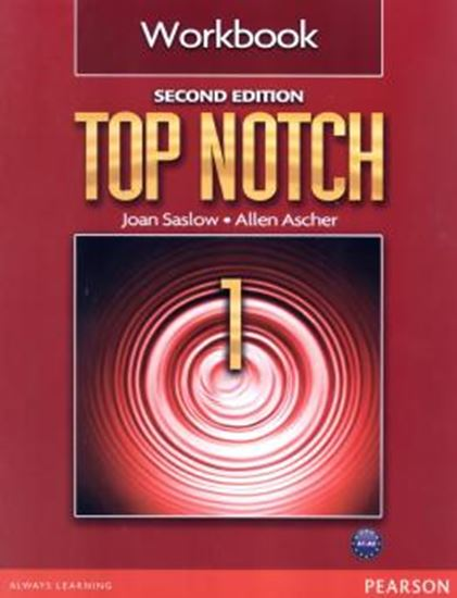 Picture of TOP NOTCH 2E 1 WB - SECOND EDITION