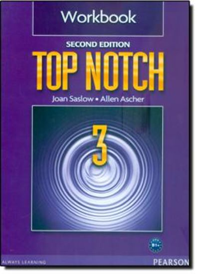 Picture of TOP NOTCH 2E 3 WB - SECOND EDITION