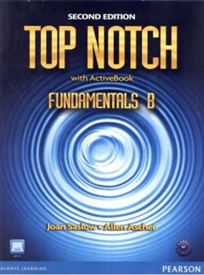 Picture of TOP NOTCH FUNDAMENTALS B SB/WB WITH ACTIVEBOOK CD-ROM - 2ND EDITION