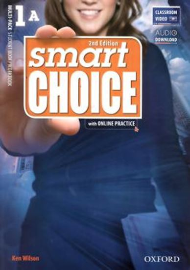 Picture of SMART CHOICE 1A MULTI PACK WITH ONLINE PRACTICE 2 ED