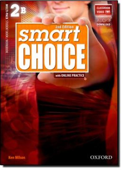 Picture of SMART CHOICE 2B MULTI PACK WITH ONLINE PRACTICE - 2ND ED