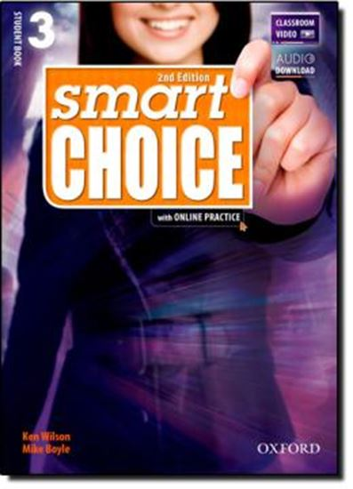 Picture of SMART CHOICE 3 SB WITH ONLINE PRACTICE - 2ND ED