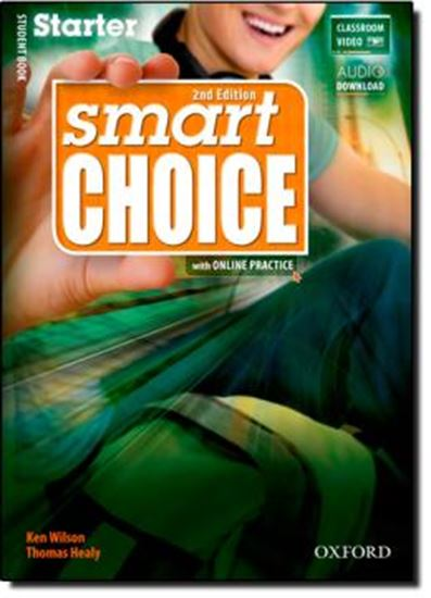 Picture of SMART CHOICE STARTER SB WITH ONLINE PRACTICE - 2ND ED
