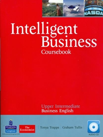 Picture of INTELLIGENT BUSINESS UPPER INTERMEDIATE COURSE BOOK WITH CLASS AUDIO CD
