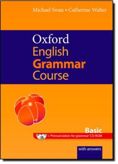 Picture of OXFORD ENGLISH GRAMMAR COURSE BASIC WITH CD-ROM AND ANSWERS