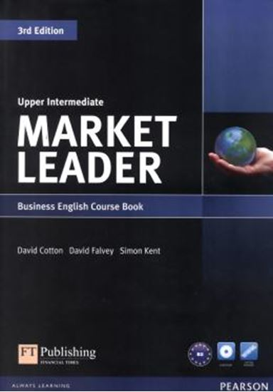 Picture of MARKET LEADER UPPER INTERMEDIATE SB WITH DVD-ROM PACK - 3RD ED