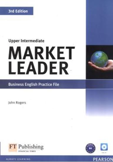 Picture of MARKET LEADER UPPER INTERMEDIATE PRACTICE FILE WITH AUDIO CD - 3RD ED