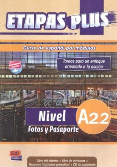 Picture of ETAPAS PLUS A2.2 - LIBRO DEL ALUMNO
