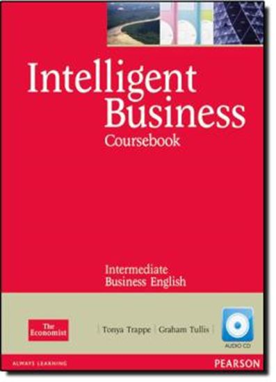 Picture of INTELLIGENT BUSINESS INTERMEDIATE COURSE BOOK WITH CLASS AUDIO CD