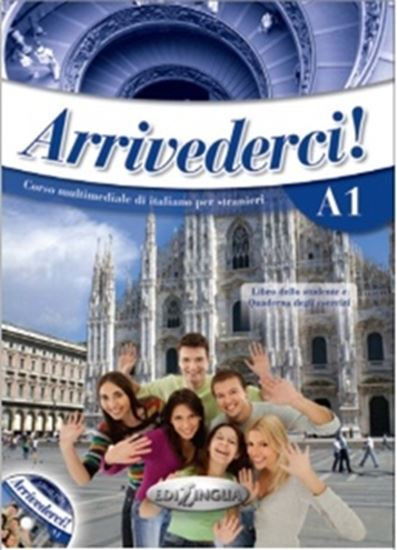 Picture of ARRIVEDERCI! 1 LIBRO + CD AUDIO