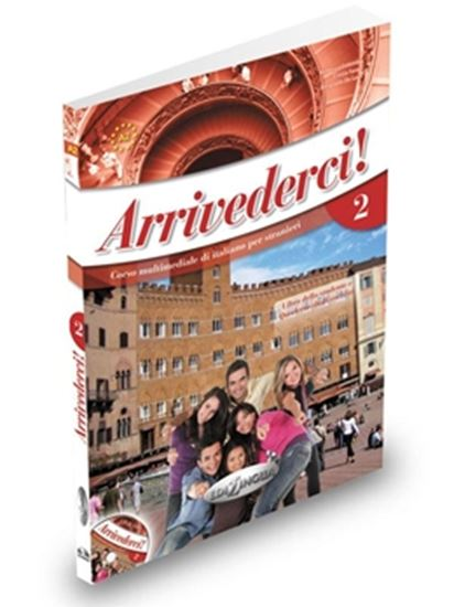 Picture of ARRIVEDERCI! 2 LIBRO + CD AUDIO