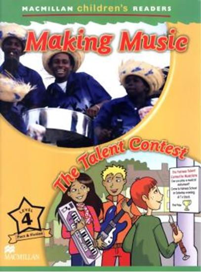 Picture of MAKING MUSIC - THE TALENT CONTEST - LEVEL 4