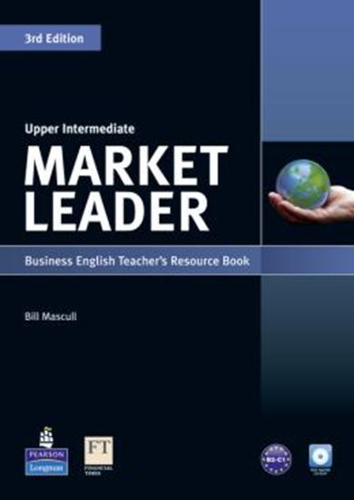Picture of MARKET LEADER UPPER INTERMEDIATE TB W/ TEST MASTER CD ROM - 3RD EDITION