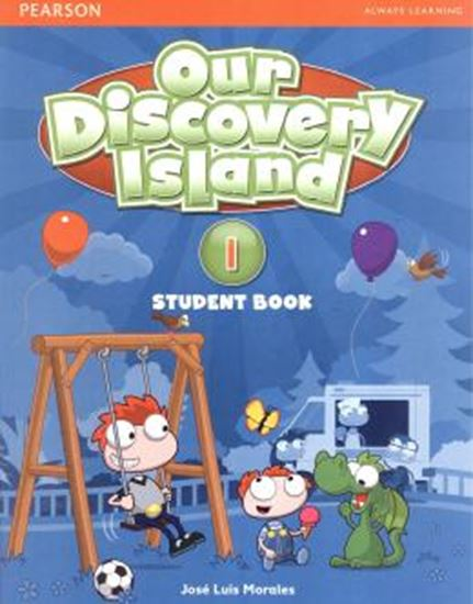 Picture of OUR DISCOVERY ISLAND 1 - SB/WB/ONLINE ACCESS CODE/MULTIROM