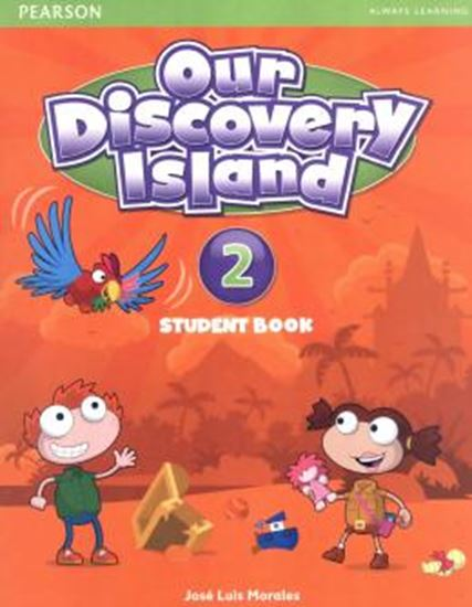 Picture of OUR DISCOVERY ISLAND 2 - SB/WB/ONLINE ACCESS CODE/MULTIROM