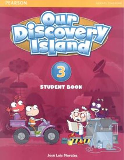 Picture of OUR DISCOVERY ISLAND 3 SB WITH WB AND MULTIROM